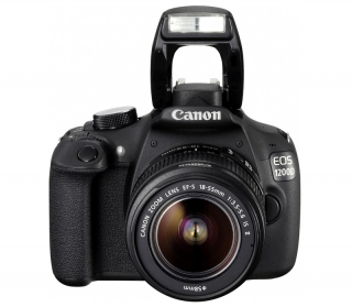Canon EOS 1200D Kit EF-S 18-55 III Зеркальный фотоаппарат