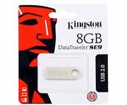 Flash USB Kingston 8GB USB 2.0 DataTraveler SE9H