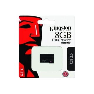 Flash USB Kingston 8GB USB 2.0 DataTraveler Micro