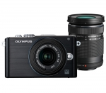 Olympus Pen E-PL3 Kit black 14-42 + 40-150