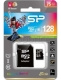 Flash Card microSD 128GB Silicon Power 128GB Cl.10 Elite UHS-I (U3),R/W 75/15 MB/s + 1ad