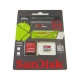 Flash Card microSD 64GB Sandisk cl.10 Ultra Android UHS-I 80MB/s +1ad